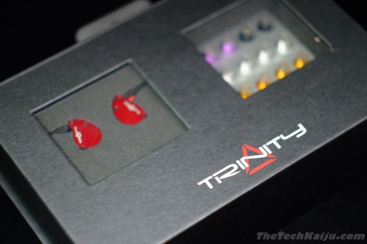 Trinity Audio Sagaris Icarus III in the box