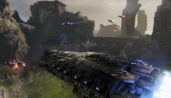 Dreadnought_attacking